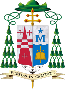 Archbishop Etienne's Coat of Arms