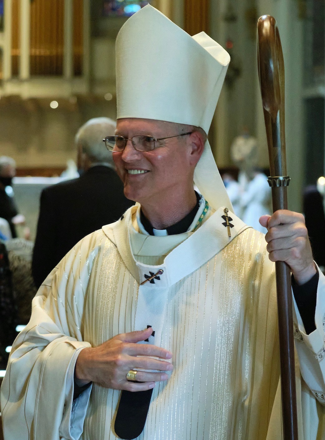 Archbishop Etienne's Welcome Mass in Seattle